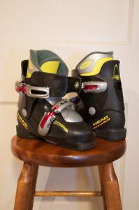 Head Ski Boots - Kids