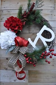 custom christmas pallet/wreaths for sale! Cambridge Kitchener Area image 1