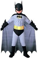 Wanted: Child's Batman Costume (black)