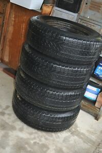 235 70 R16 BF Goodrich Winter Slalom Tires