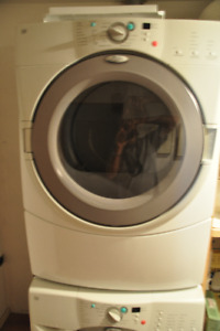 Whirlpool Duet Clothes Dryer, (electric)