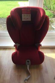 Britax Romer Kidfix SL High Back Isofix Car Seat, Group 2 & 3, BNWT, RRP £90.00