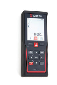 Wurth WDM 8-14 laser distance meter new - Lódz, Polska - Wurth WDM 8-14 laser distance meter new - Lódz, Polska