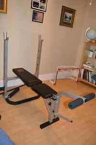 Work out Bench - Great shape!