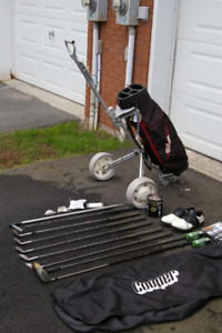 Everything you need to go golfing