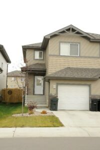 DUPLEX FOR RENT - SPRUCE GROVE -FREE MONTH RENT