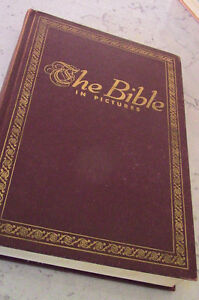 The Bible In Pictures, 1952 Kitchener / Waterloo Kitchener Area image 1
