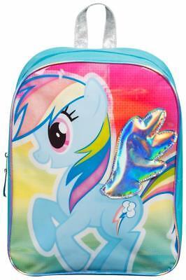My Little Pony Rainbow Dash Einflügelig Mädchen Kinder Rucksack