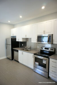 Stunningly Brand New Renovated 2 Bedrooms, close to Downtown
