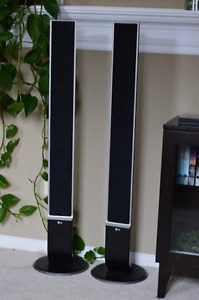 LG Speaker System with Sub