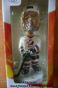Lindros Bobble Head - Team Canada 2002, in box Kitchener / Waterloo Kitchener Area image 1