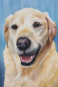Pet Portraits (your Pets in Oil Paints)