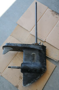 70's Mercury 650 65HP Outboard motor GOOD USED PARTS