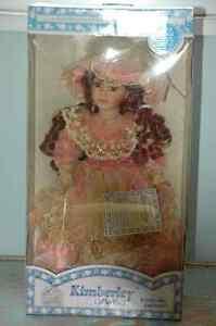 Kimberley Collection Doll