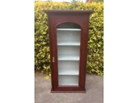 Shabby Chic Bookcase/Display Cabinet