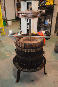 Italian Wine Press for Sale