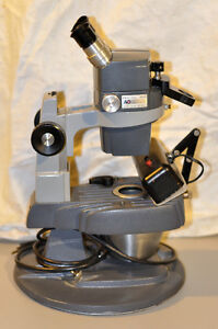Complete set of Gemmology Equipment
