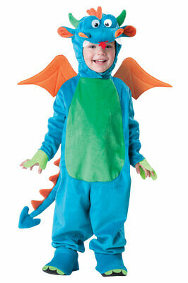 Brand New Dinky Dragon Toddler Halloween Costume - Dinky Dragon Costume