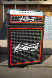 Budweiser Rechargeable Mini Speaker for Phone, Ipod, Tablet...