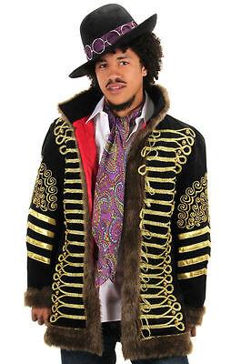 Jimi Hendrix - Premium Adult Costume Jacket - Elope