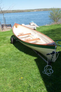 Rossiter Loudon Rowboat for Sale