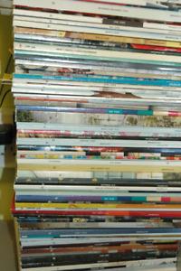 LOT of Graphic Design magazines