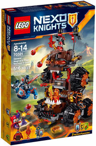 LEGO NEXO KNIGHTS 70321 & 70322 BRAND NEW SEALED!!!