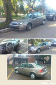 Cheap Ford Focus going great!!SOLD