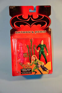 NEW Vintage Kenner 1997 Batman POISON IVY Action Figure Toy