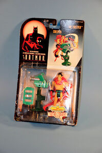 NEW Vintage 1997 Kenner Batman THE CREEPER Action Figure Toy