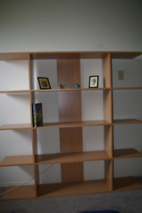 Bookcase 5-Shelves - Great Condition