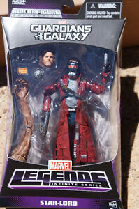 Guardians of the Galaxy Marvel Legends  Action Figure Star Lord Saint-Hyacinthe Québec image 1