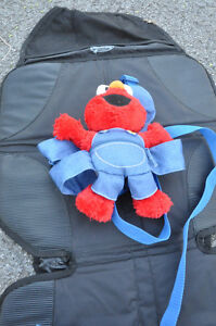 Elmo safety backpack harness