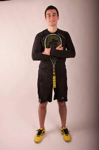 Private squash lessons for beginners