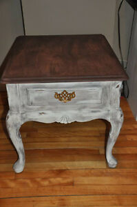 Refinished End Tables (2)