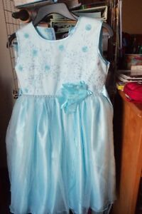 Girls dresses sizes 4,6.6x & 8