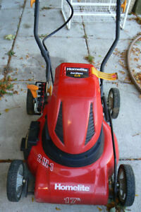 HOMELITE CHORDLESS LAWNMOWER - 24V - TOP QUALITY