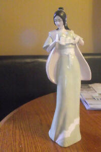"Royal Doulton Figurine "" Cherry Blossom HN 3092 """