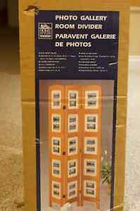 Photo Gallery Room Divider