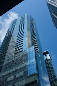 Modern, luxurious Downtown Condo for Rent