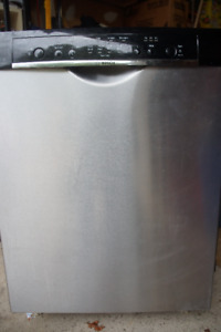 Bosch Stanless Steel Diswasher