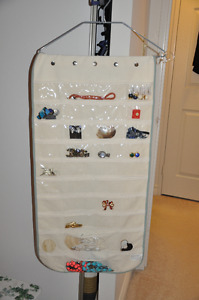 Hanging Jewellery Bag