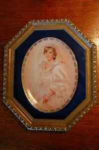 Lady Diana Collector Plate