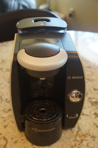 Bosch Tassimo Single Serve Coffee Maker w/ Removable Reservoir