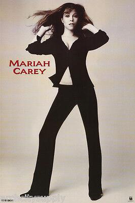 POSTER :MUSIC: YOUNG MARIAH CAREY - FEMALE SINGER - FREE SHIPPING !  #1278 RW7 i