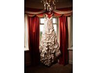 Alfred Sung Wedding Dress UK Size 12