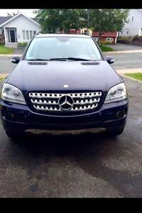 Mercedes ML500 2006