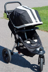 Babyjogger City Elite stroller with accessories & extra