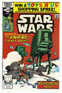 1980 Marvel Comics Star Wars #40 Kitchener / Waterloo Kitchener Area image 1