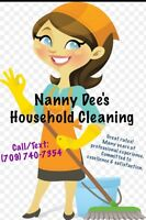 Household Cleaner Available
